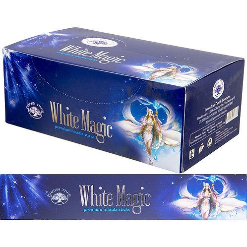 Incense Sticks, White Magic (Box of 10)