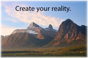 create-your-own-reality