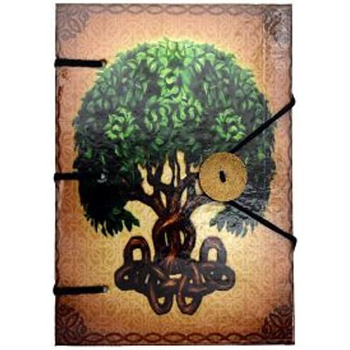 Handmade Journal: Tree of Life