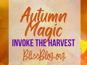 Autumn Magic   Invoke the Harvest