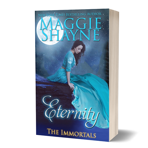 Trade Paperback Edition ETERNITY
