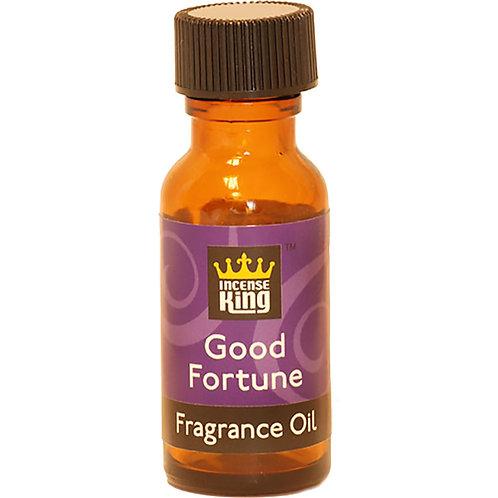 FRAGRANCE OIL: Good Fortune Oil, 15 ml.