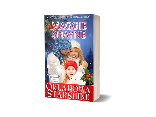 Oklahoma Starshine ~ Trade Paperback Edition