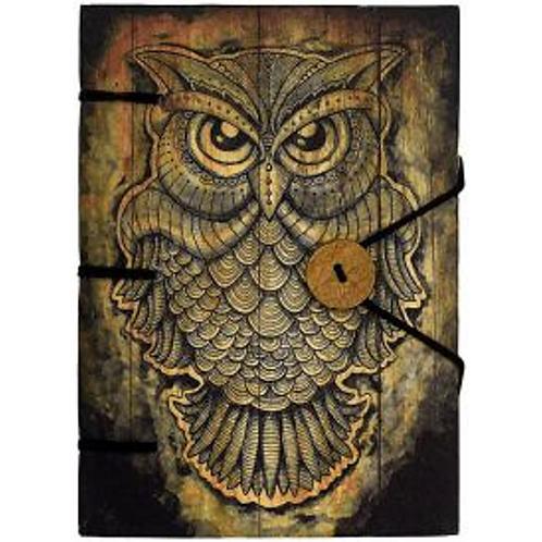 Handmade Journal: Wise Owl