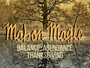Fulll Moon Mabon Magic