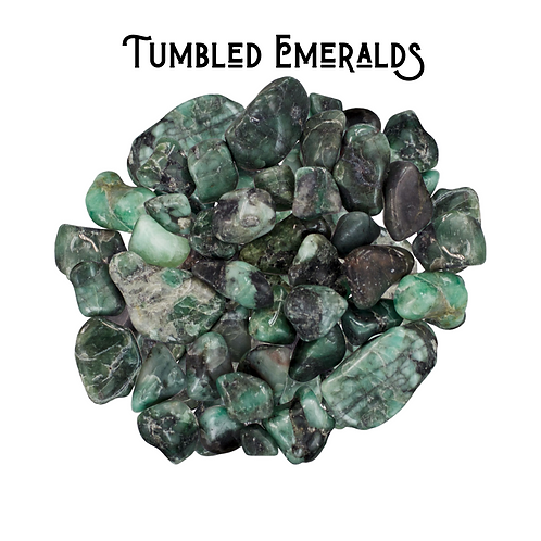 Real Emeralds