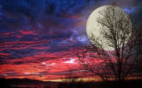A Super Moon Eclipse Ritual