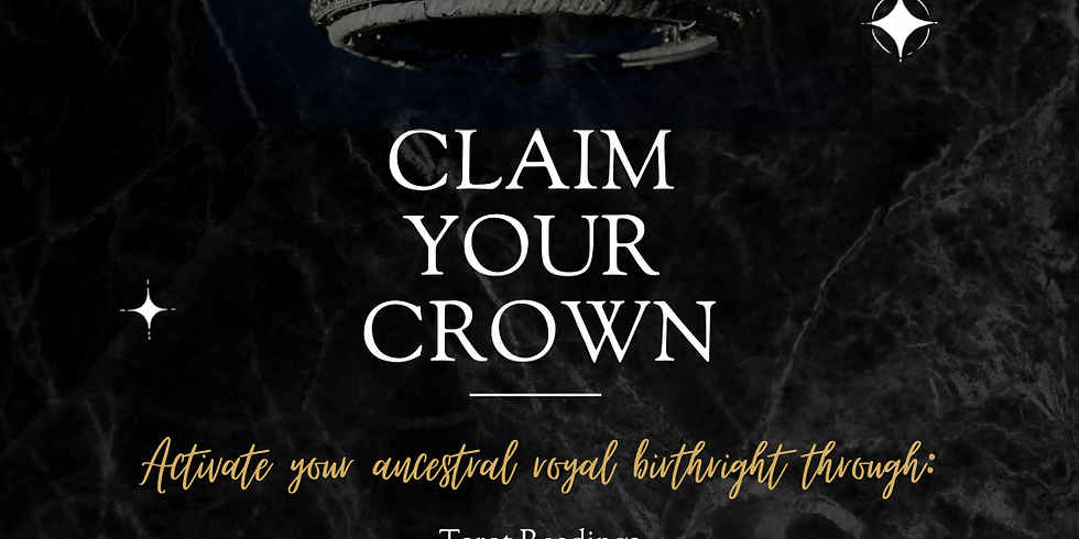 CLAIM YOUR CROWN