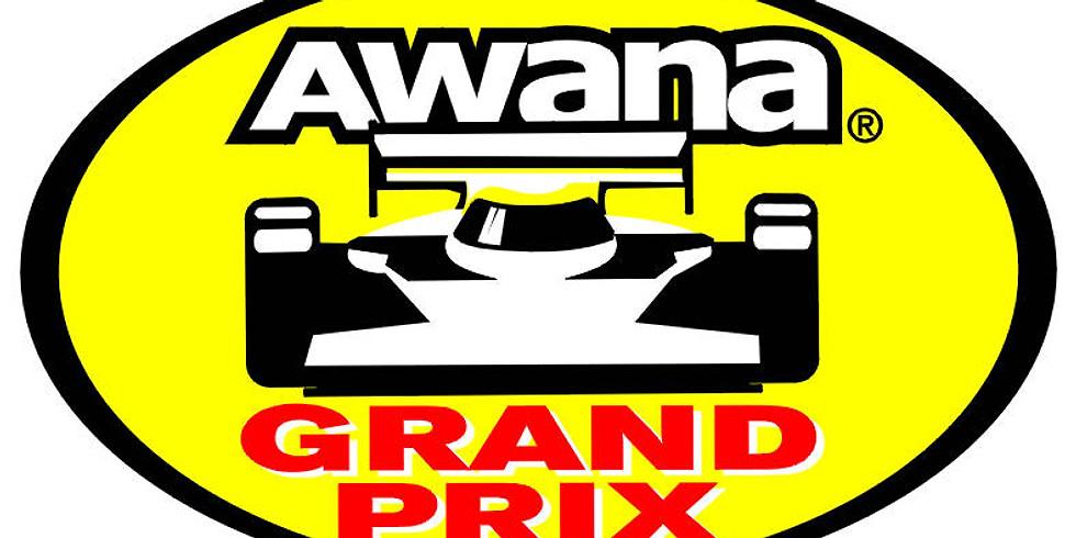 AWANA Grand Prix Garage Day