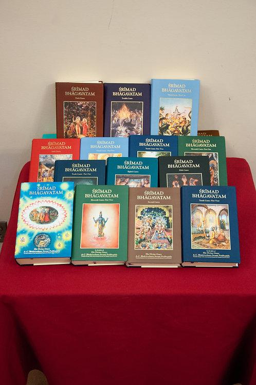 Srimad Bhagavatam 18 Volume Set