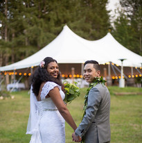 Celebrate your special day under our big top tent