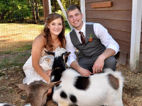 Starting a Farm Wedding Venue