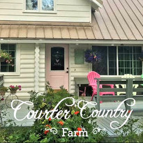 The farmhouse on Courter Country Farm