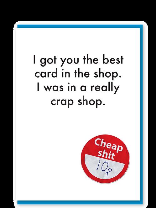 Crap Shop
