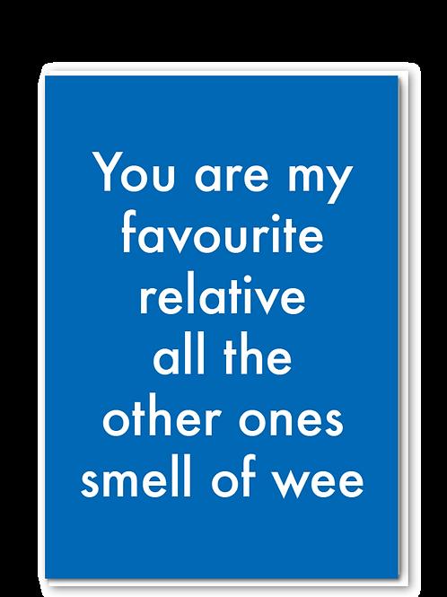 Favourite Relative