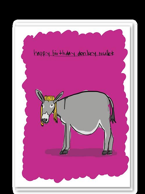 Donkey Mullet