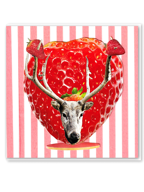Strawberry Moose