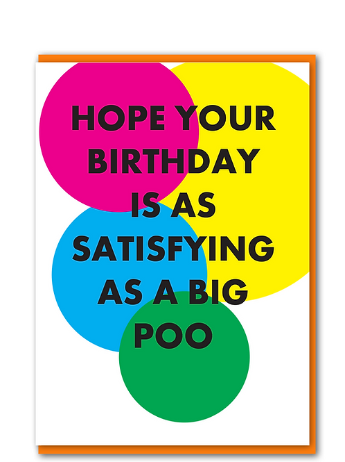 Good Long Poo