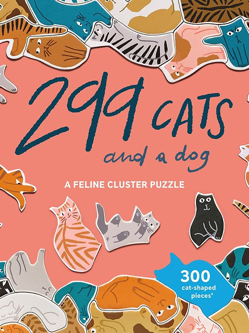 299 Cats and dog puzzle