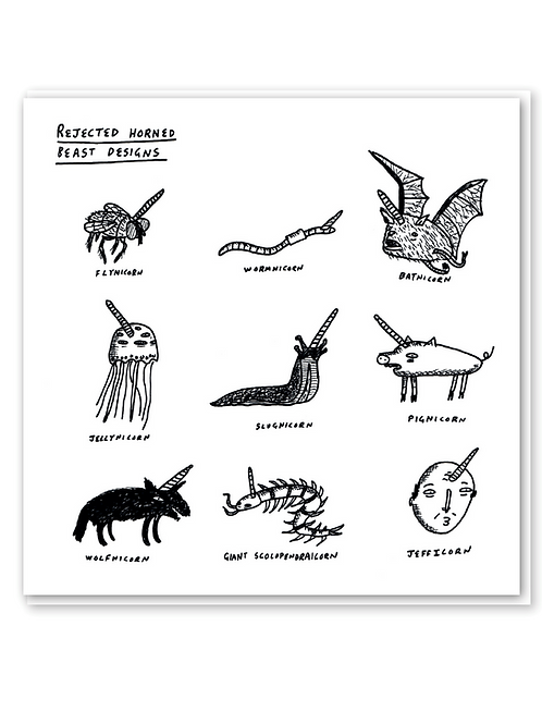 Rejected horned beasts