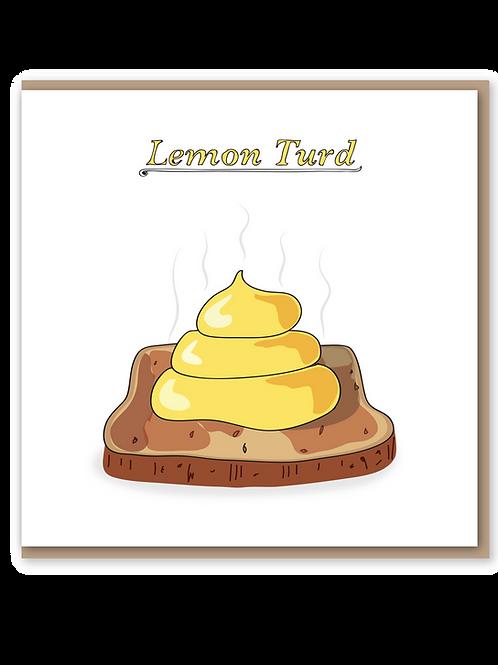 Lemon Turd