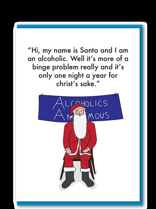 Santa AA