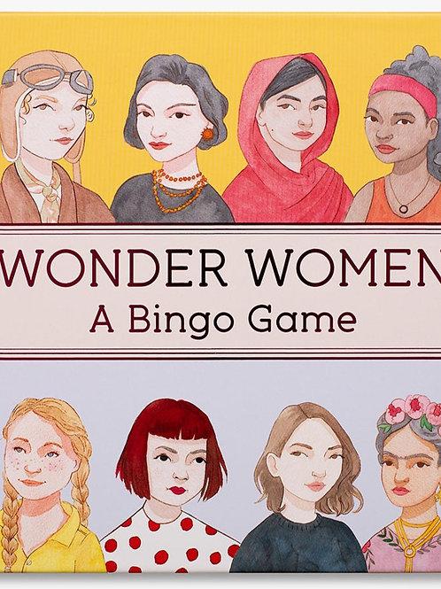 Wonder Woman Bingo