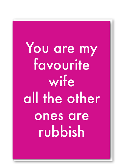 Favourite wife