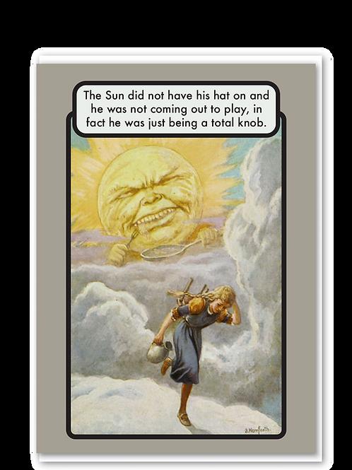Sun Is A Knob