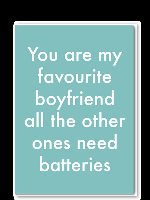 Favourite Boyfriend