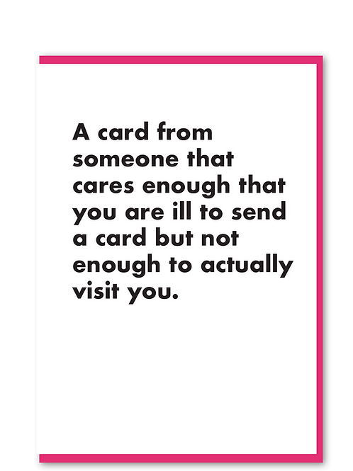 Card Someone Cares