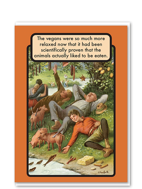 Relaxed Vegans