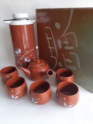 Jogo de Chá Japonês Zogirushi