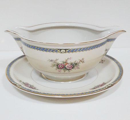 Molheira Porcelana Japonesa