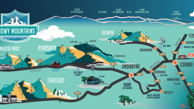 Rhythm Snowboard Shop Map