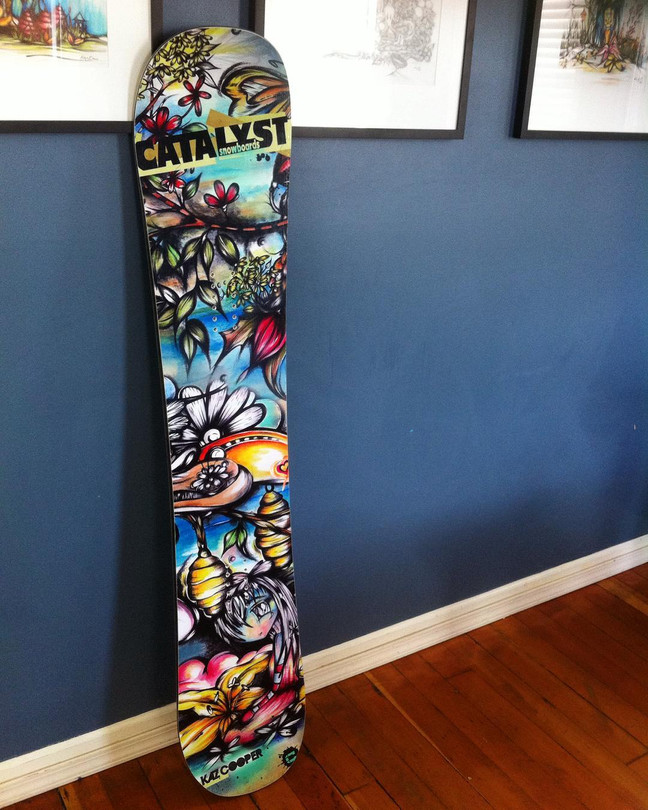Still my favourite board of all time
