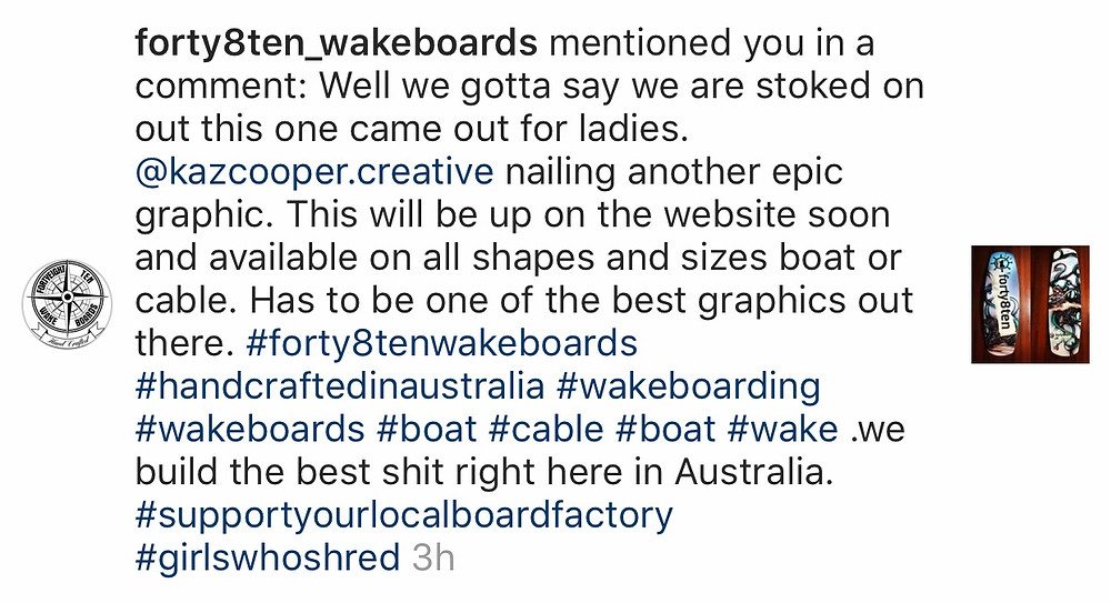 Forty8ten Wakeboards