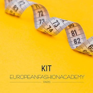 Kit European Fashion Academy