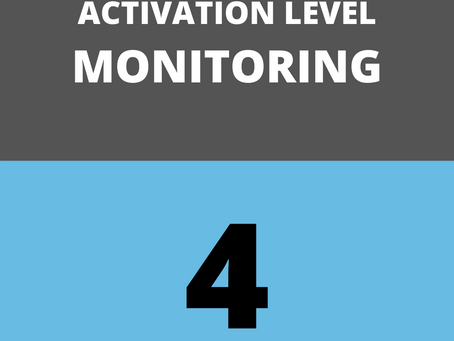Activation Level 4:  Monitoring