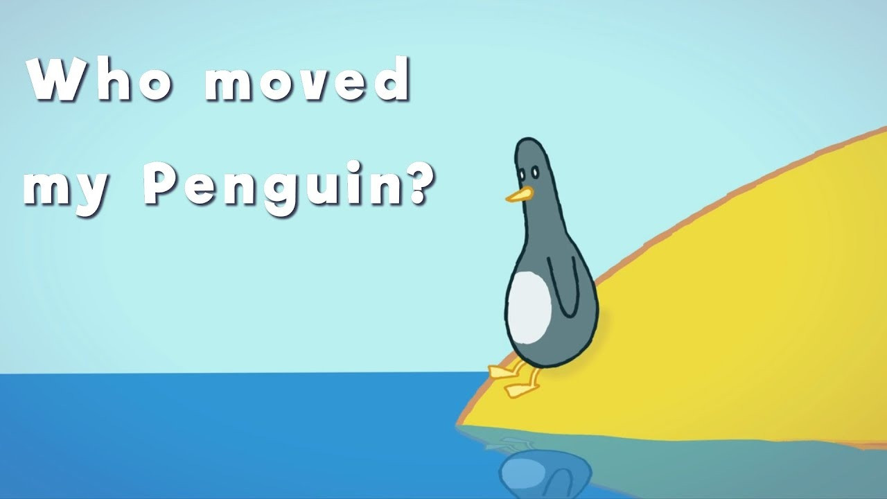Who Moved My Penguin? (Film)
