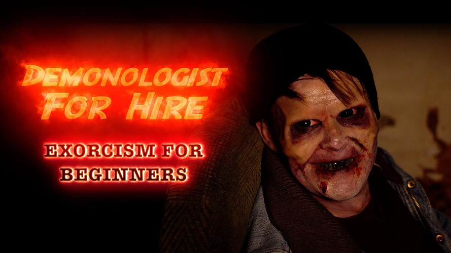 Demonologist For Hire (TV Series)