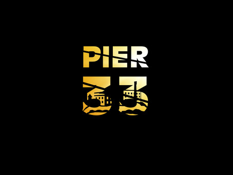 PIER 33: The Cover