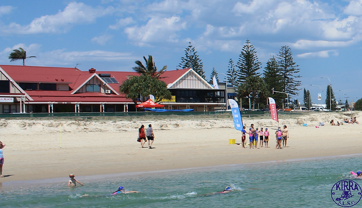 Kirra Surf Life Saving Club Clubhouse