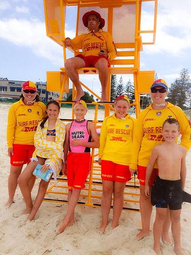 Life Saver Kirra Beach