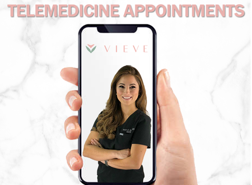 NEW Telemedicine Appointments!