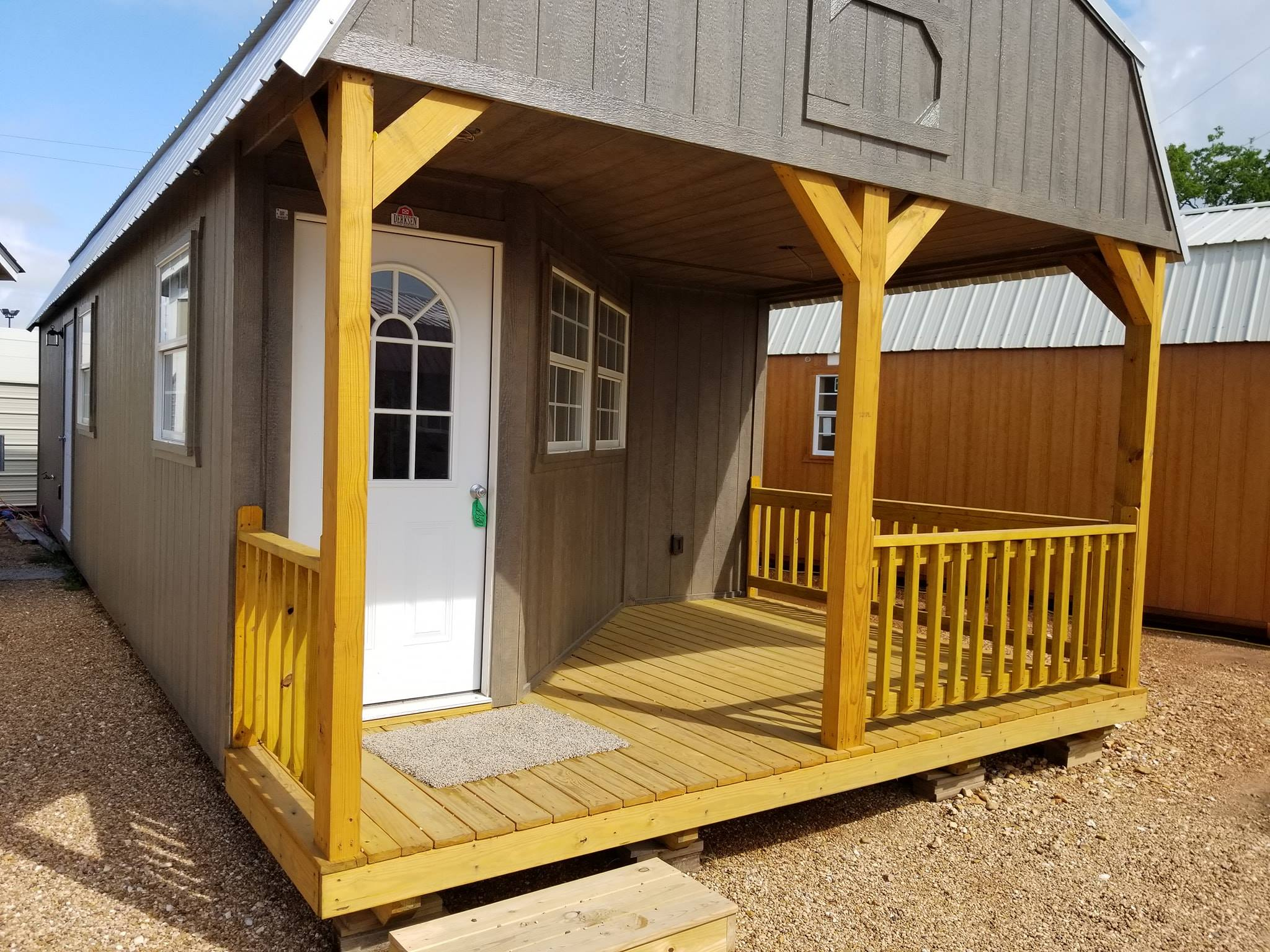 Finished Cabins