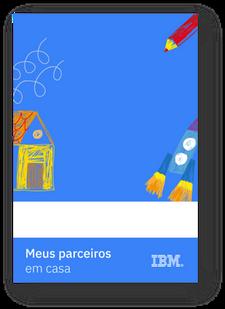 MEUS PARCEIROS EM CASA