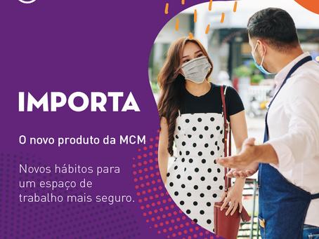 In-porta é o novo pacote de serviços da MCM Brand Group para o retorno gradual das empresas