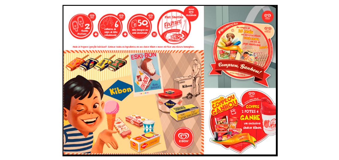 Unilever - Material Promocional