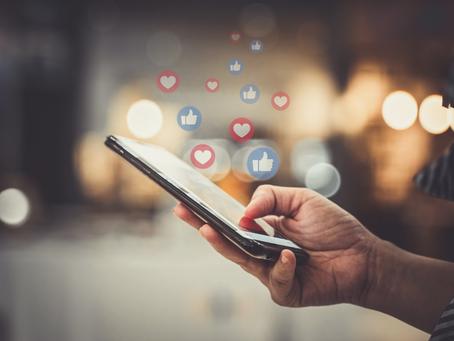 O uso das redes sociais em meio à pandemia